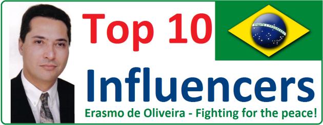 Top ten influencers