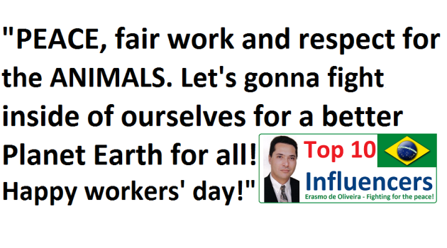 Top ten influencers - Template 900x500 - WORKERS' DAY